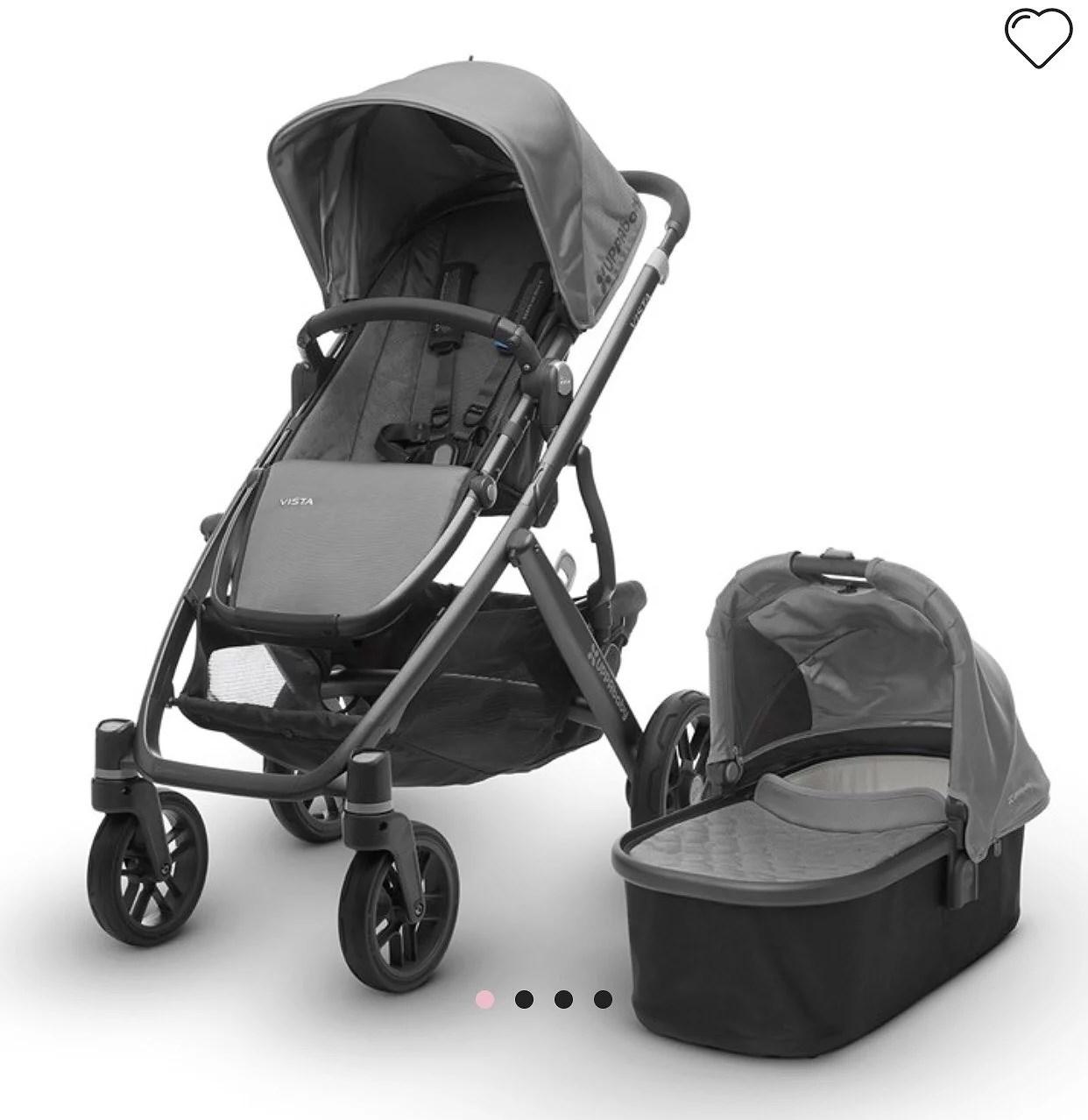 Inskolning och barnvagnsköp
