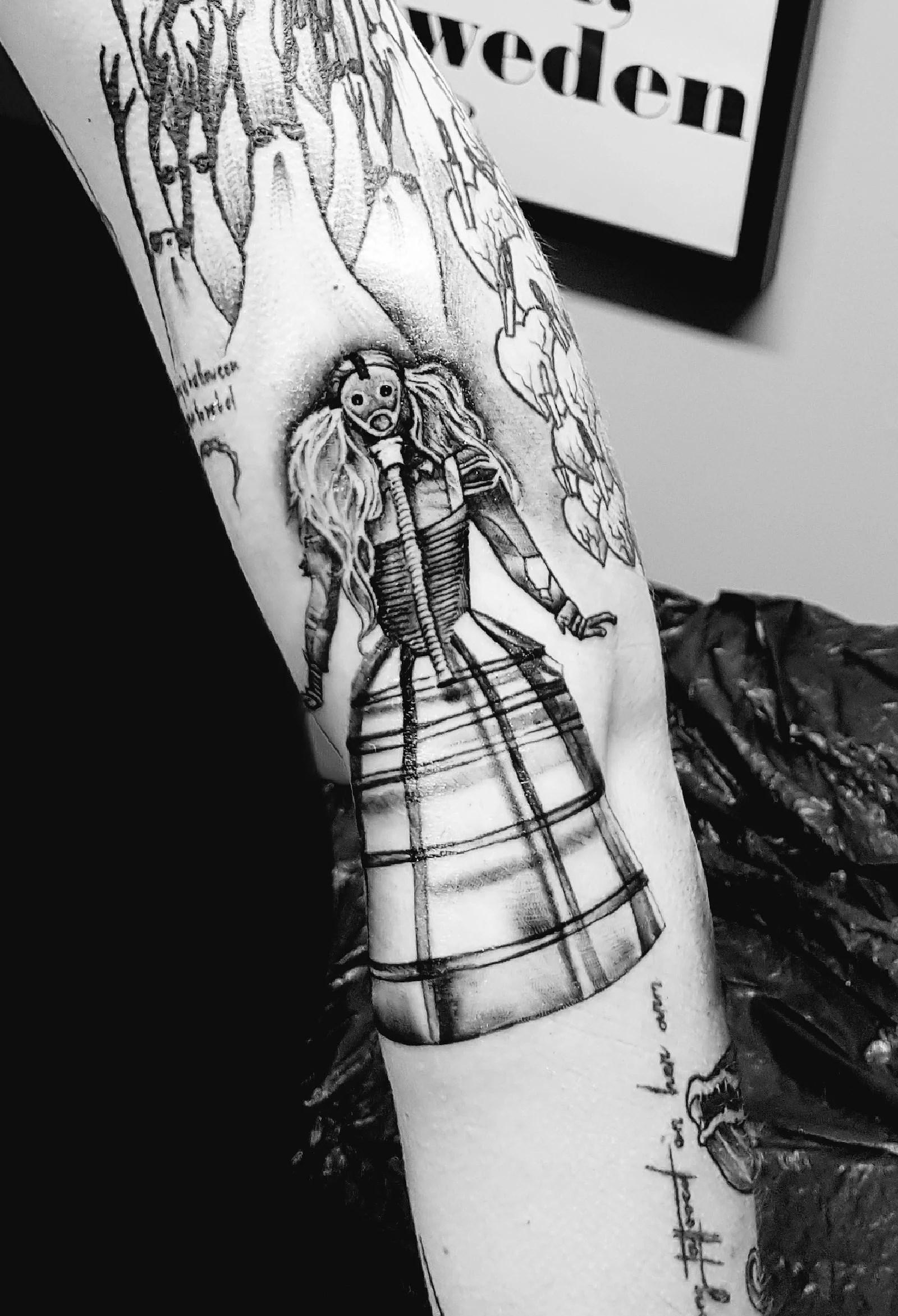 New Tattoo (s)