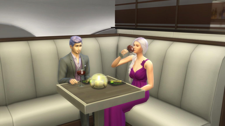 Julia dating föräldraskap