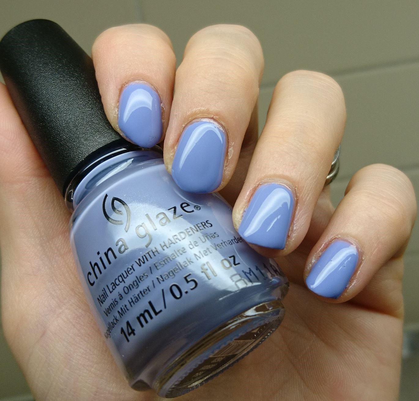 China Glaze - Lavenduh!