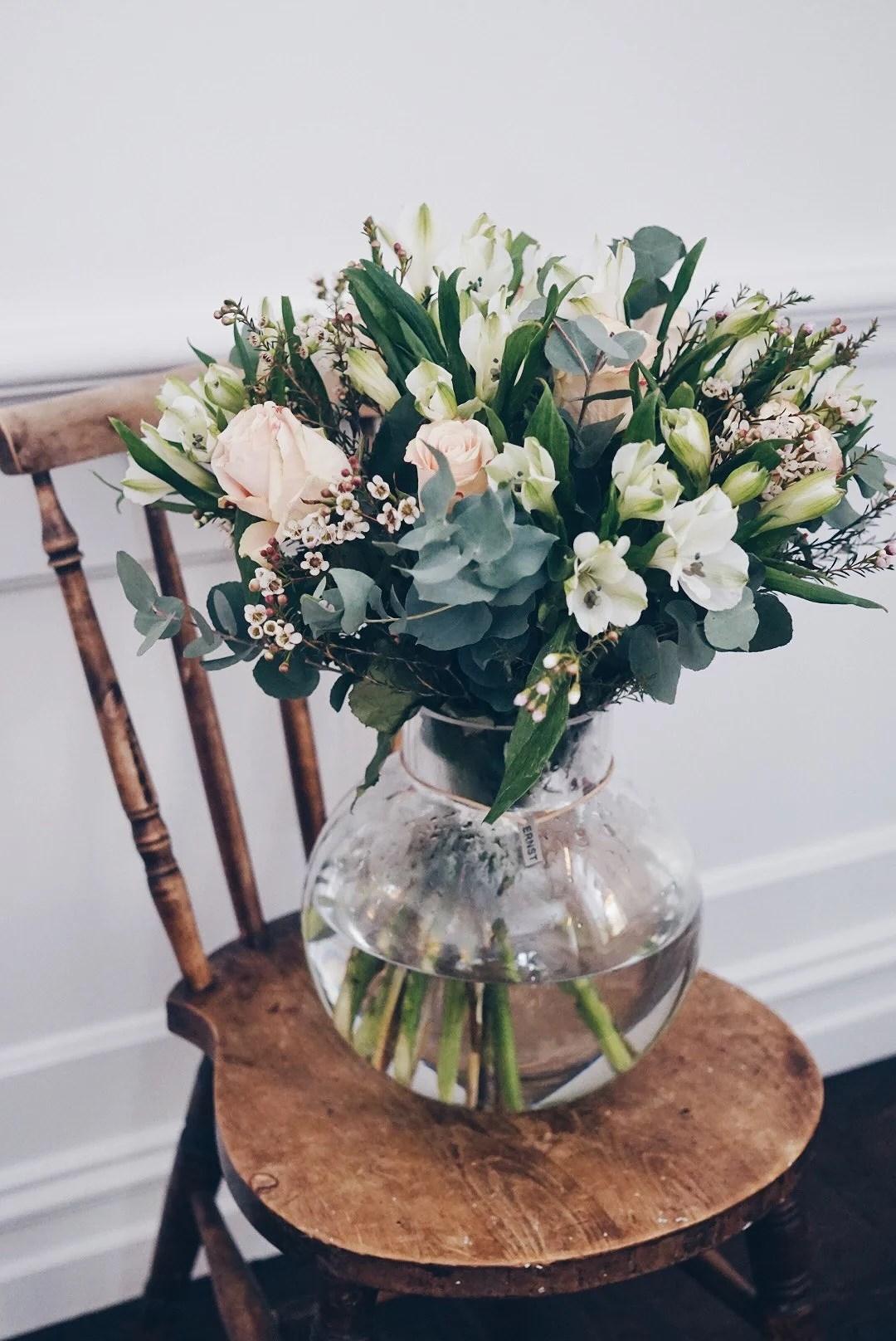Blommor, blommor och blommor