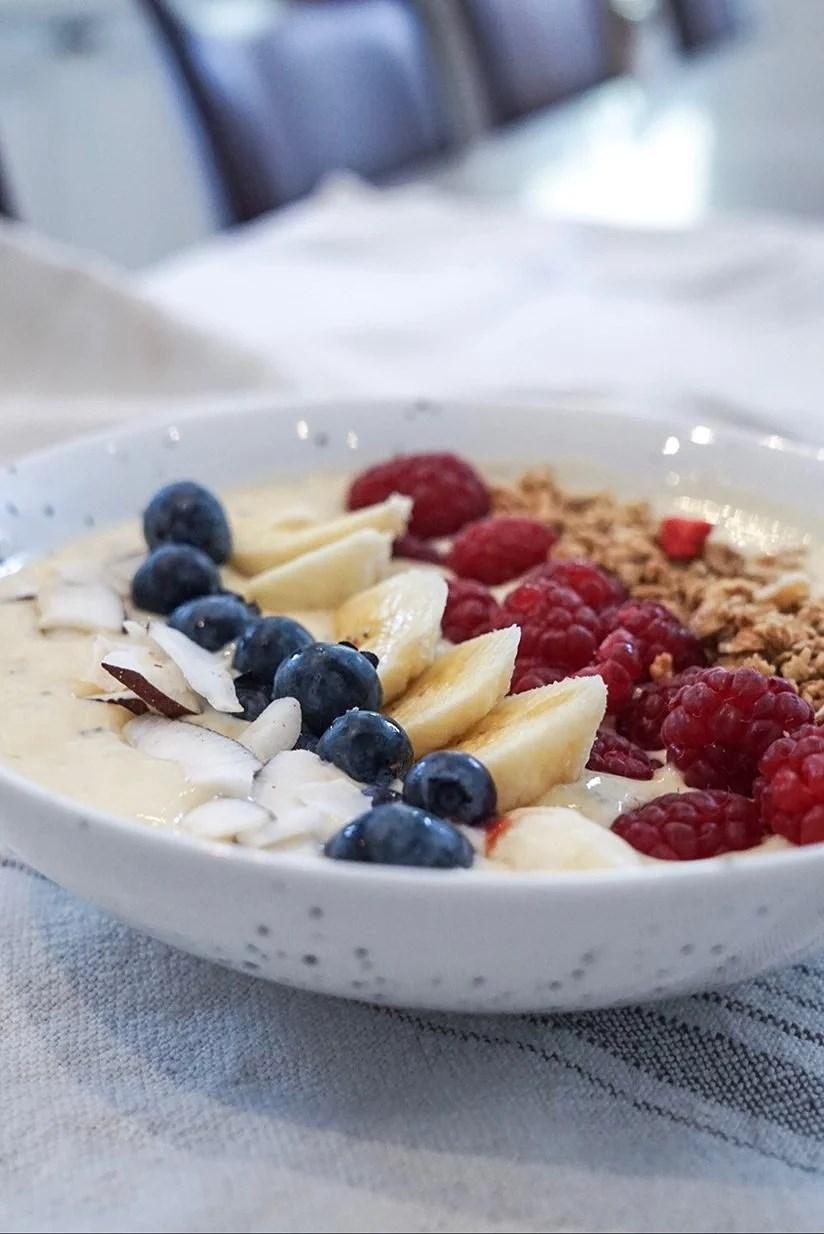 Fredagsfrukostar och planer för dagen