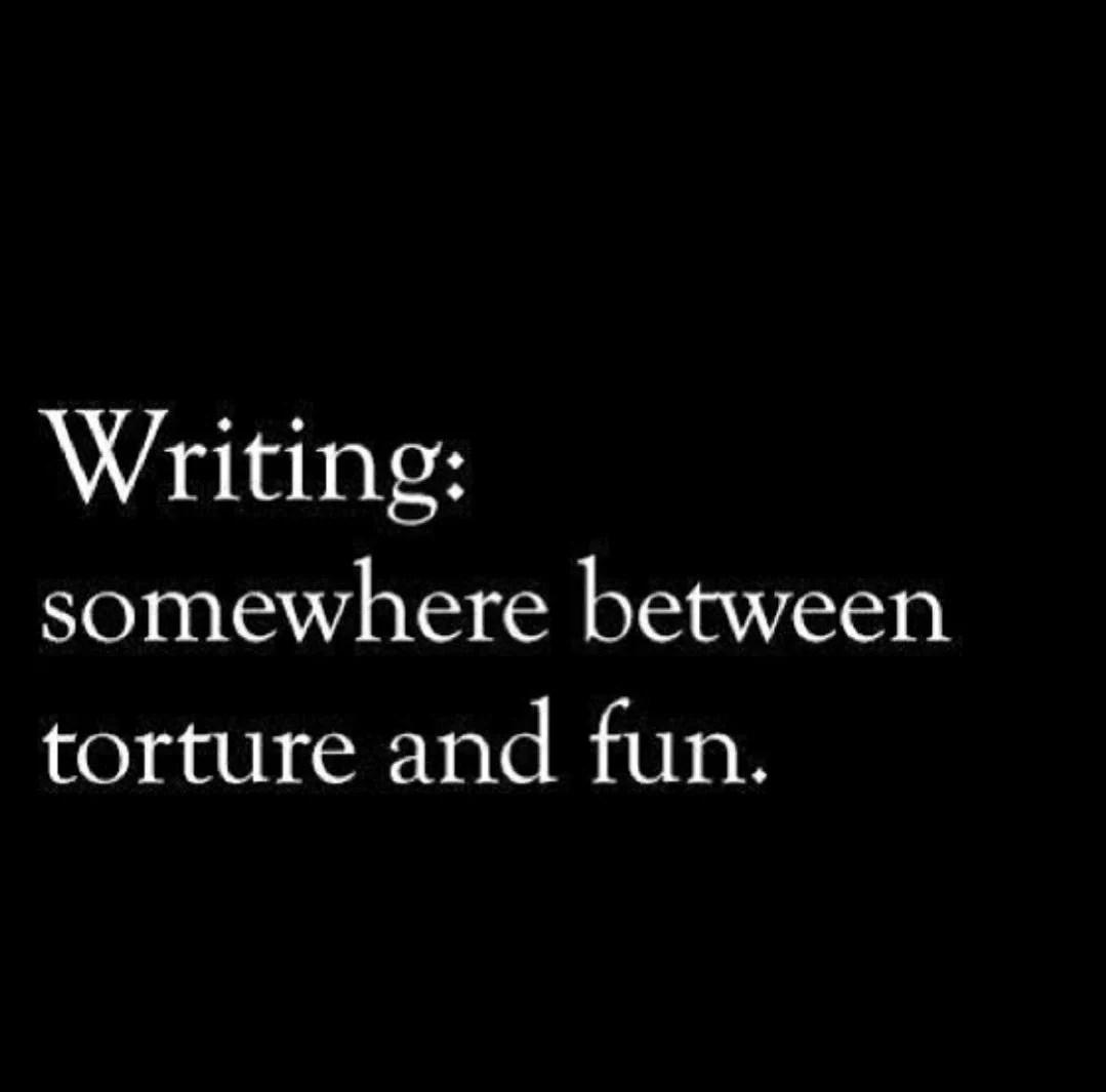 Om skrivande och studier