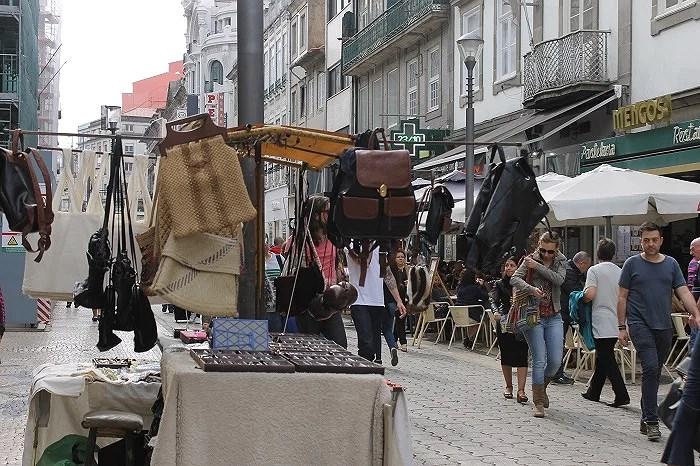 Calles principales de O Porto