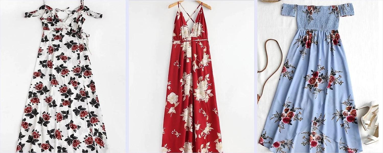 A co na lato? Sukienka MAXI musi być w akcji!