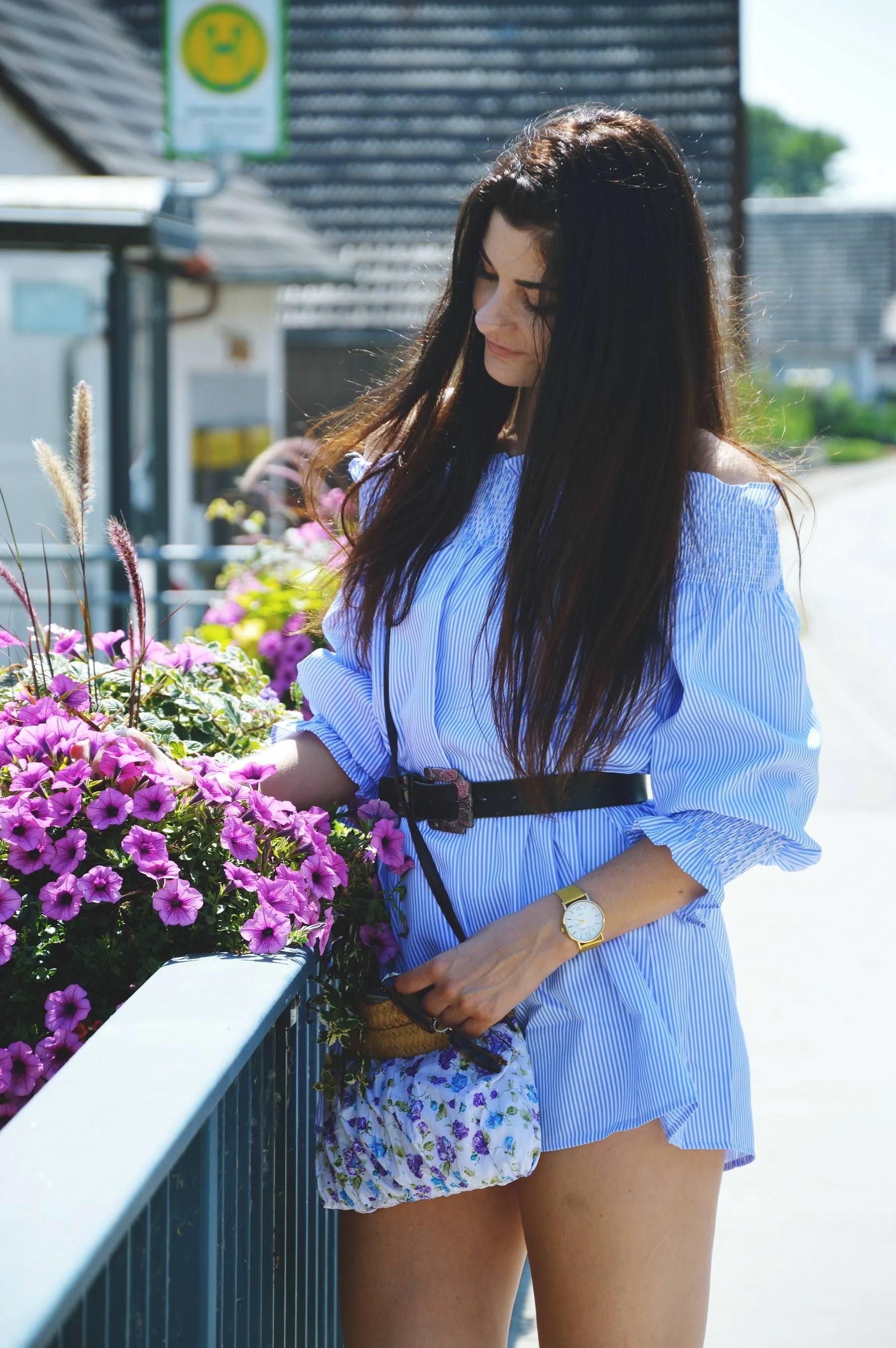 Baby blue - sukienka
