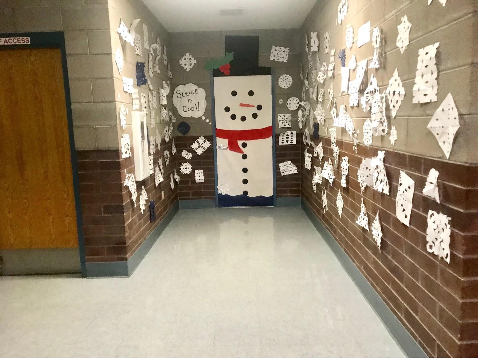 Day 142 - Doors decorations