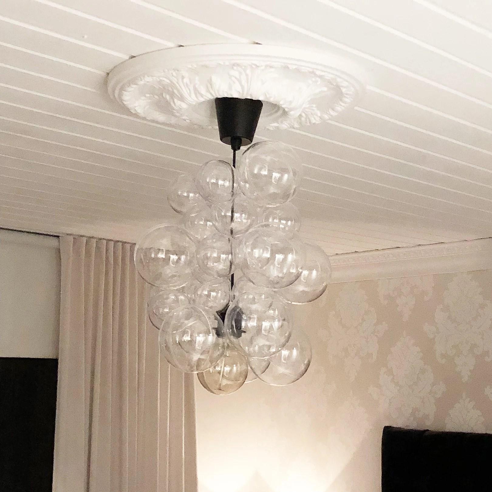 Kopiera - DIY LAMPA budget