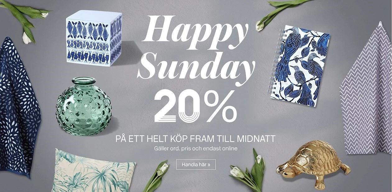 20% rabatt hos Hemtex
