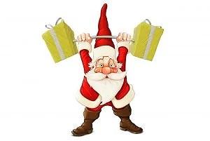 Trening i Julen!