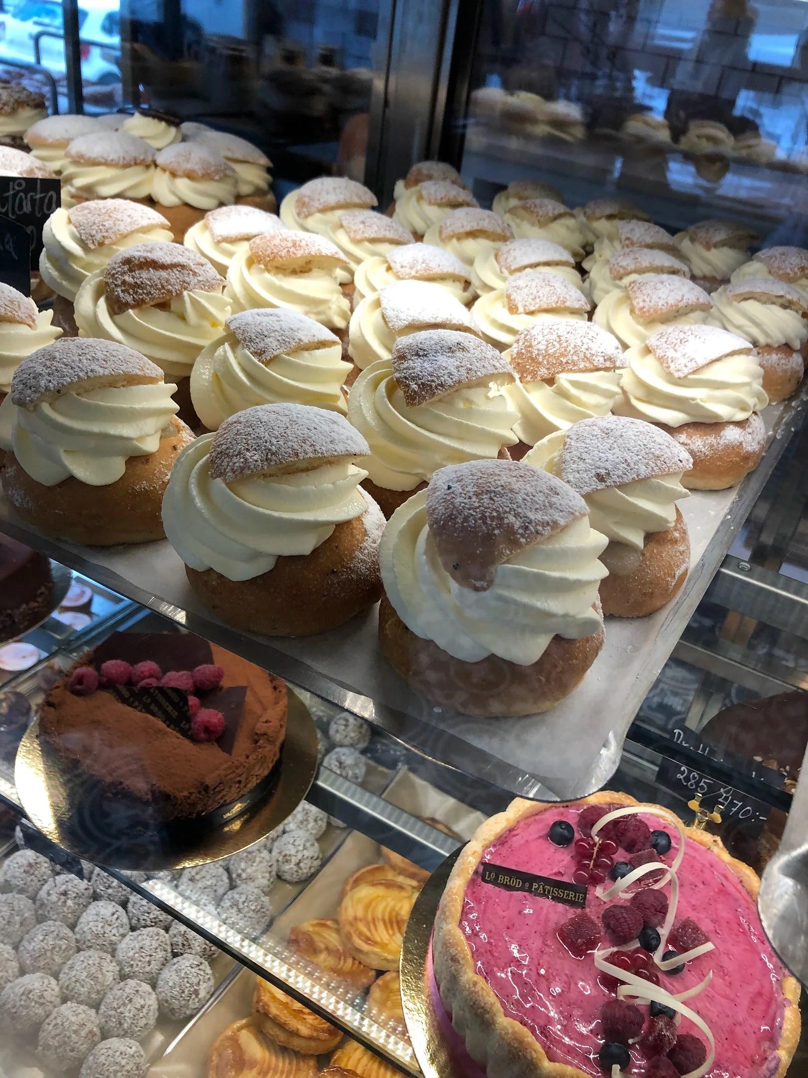 Lidingö Bröd & Patisserie.