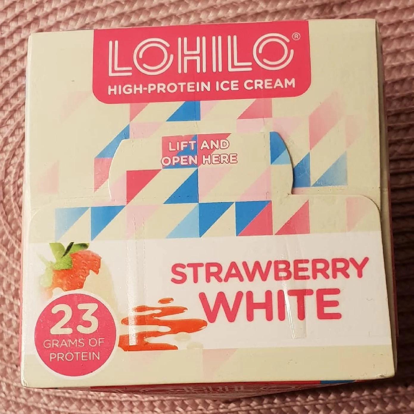 Lohilo glass och efterrätt jag älskar