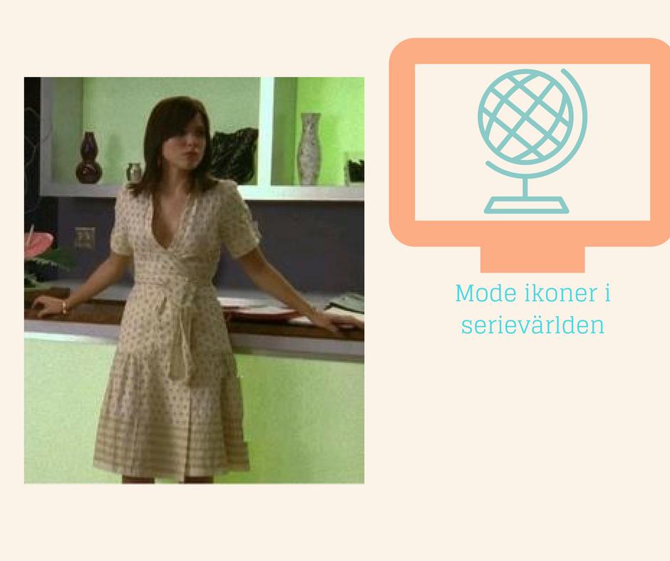 Mode ikoner i Serievärlden - Brooke Davis