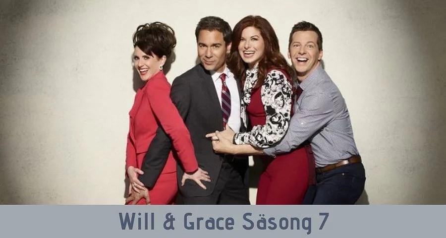 Will & Grace Säsong 7