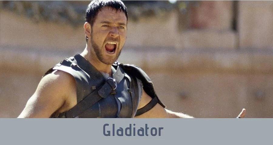 Filmrecenstion - Gladiator