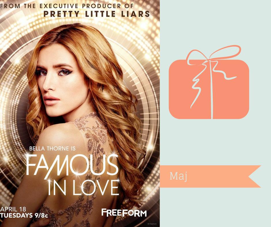 Serier jag ser fram emot varje vecka - Famous in Love
