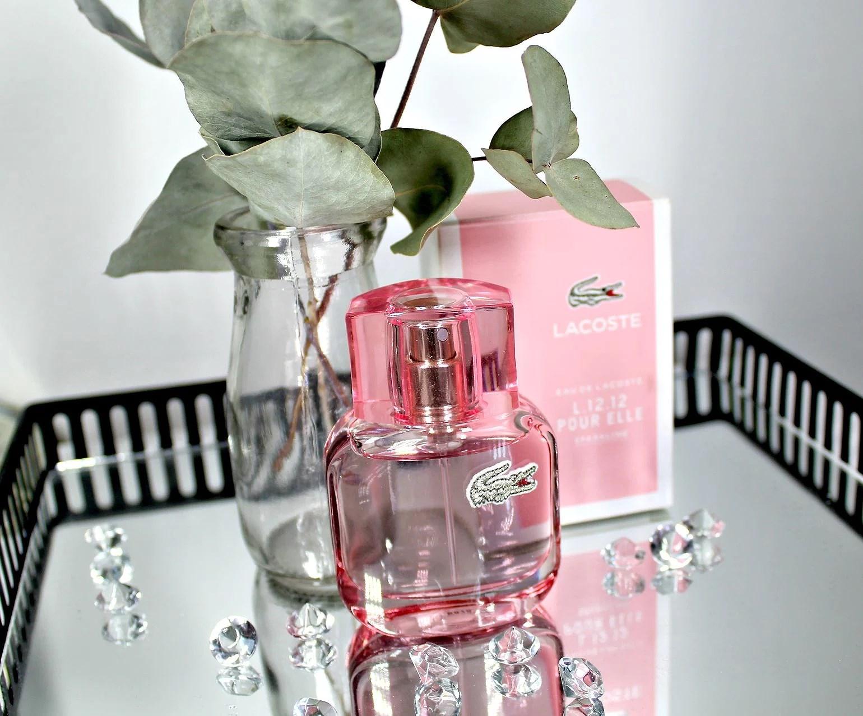 Mina favoriter - Lacoste L.12.12 Pour Elle Sparkling