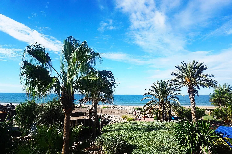 paradis plage balcony view
