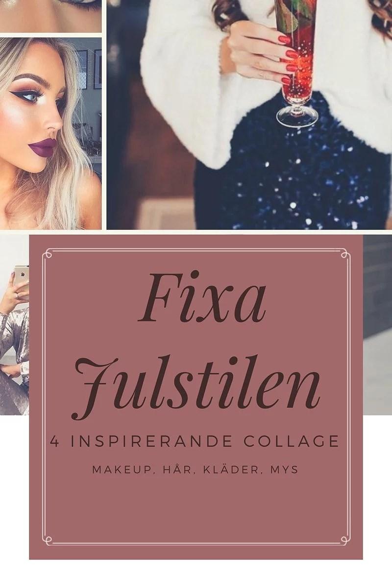 Fixa Julstilen - Makeup, Hår & Outfit