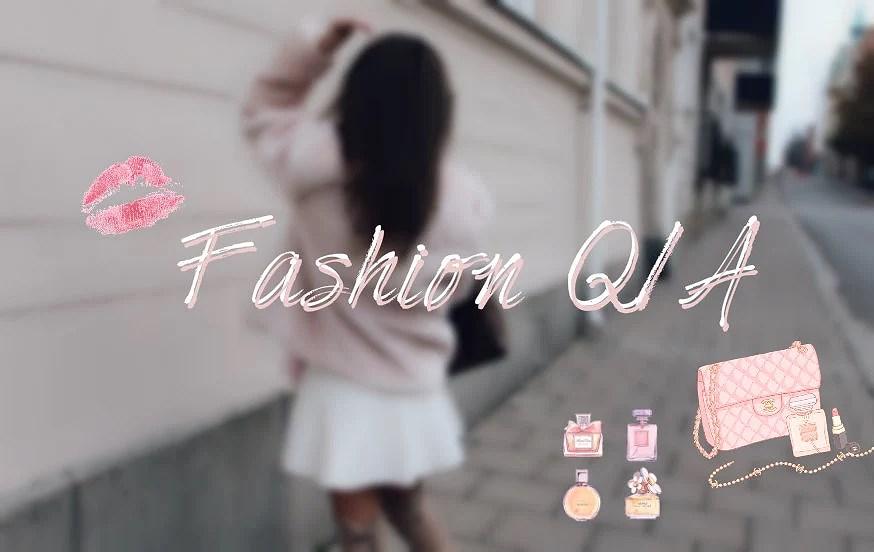 10 modefrågor