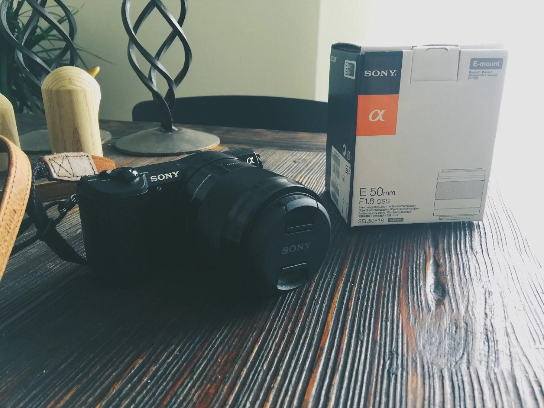Lite kamera-snack