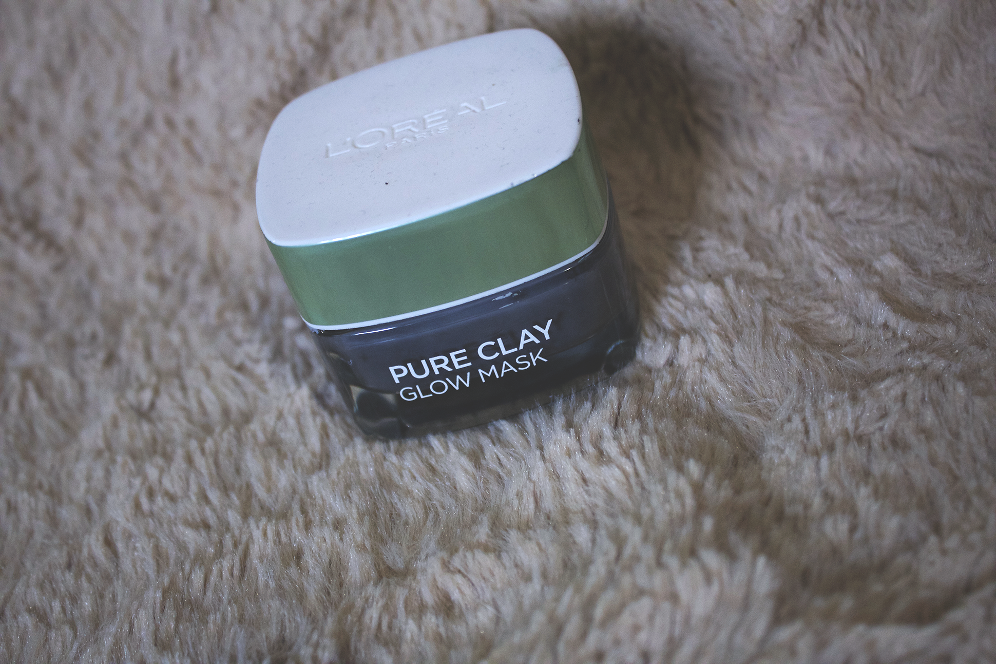 Review: L'oreal pure clay glow mask
