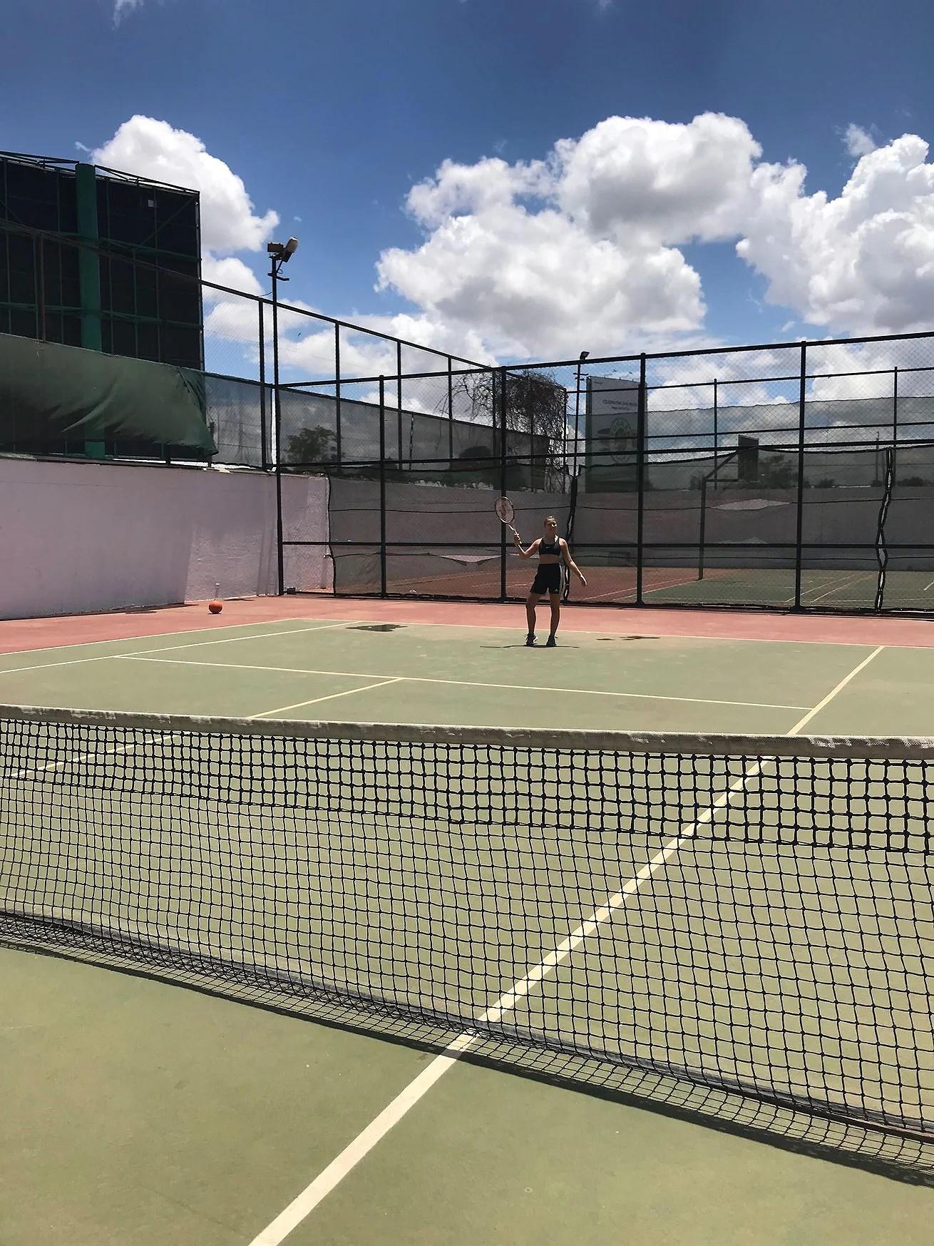 Tennissöndag