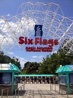 Six Flags!!