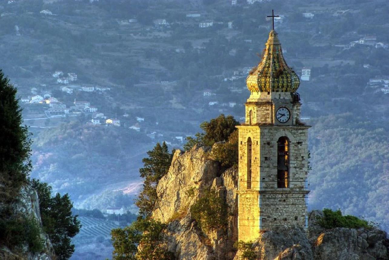 Bagnoli del trigno i regionen Molise i Italien