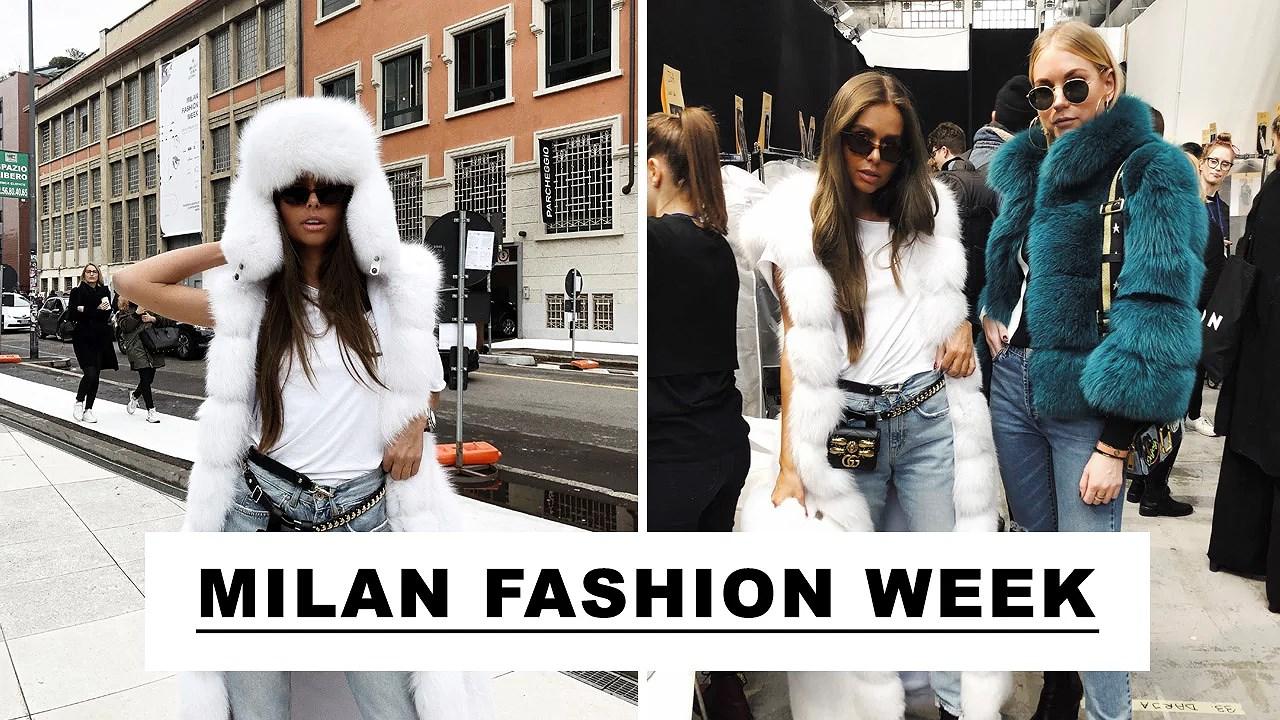 VIDEO / MILANO FASHION WEEK