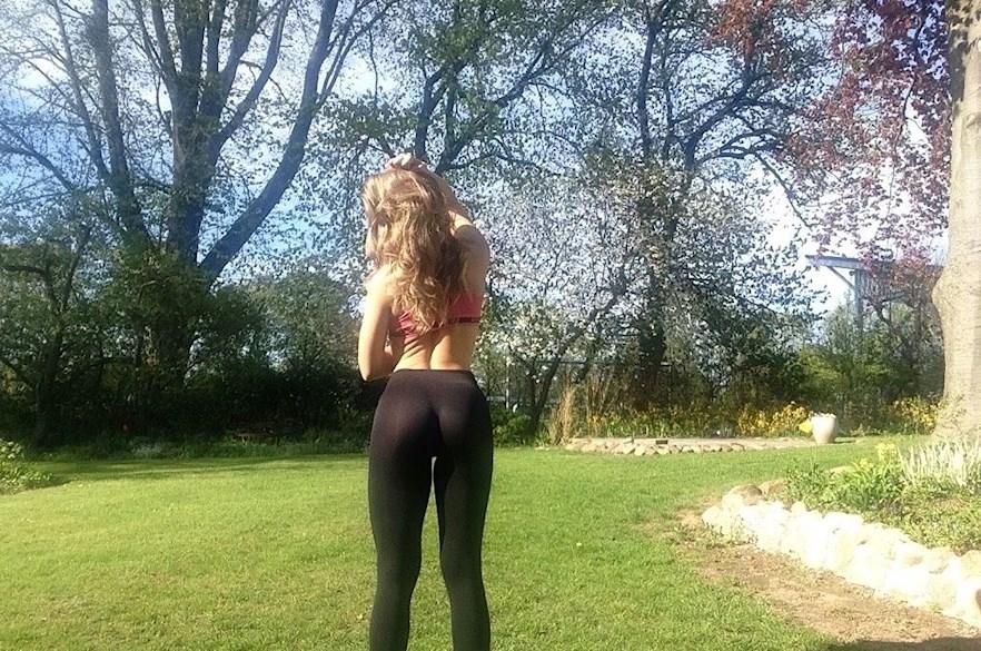 Instagram Call-girl stor rumpa