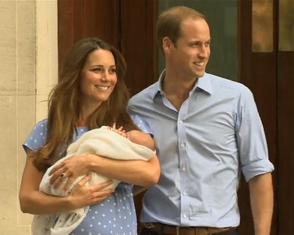 Kunglig bebis på väg