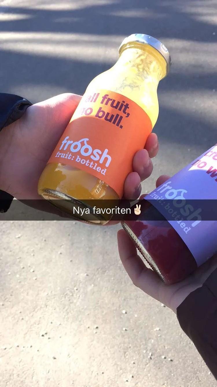 Nya favoriten-smoothie