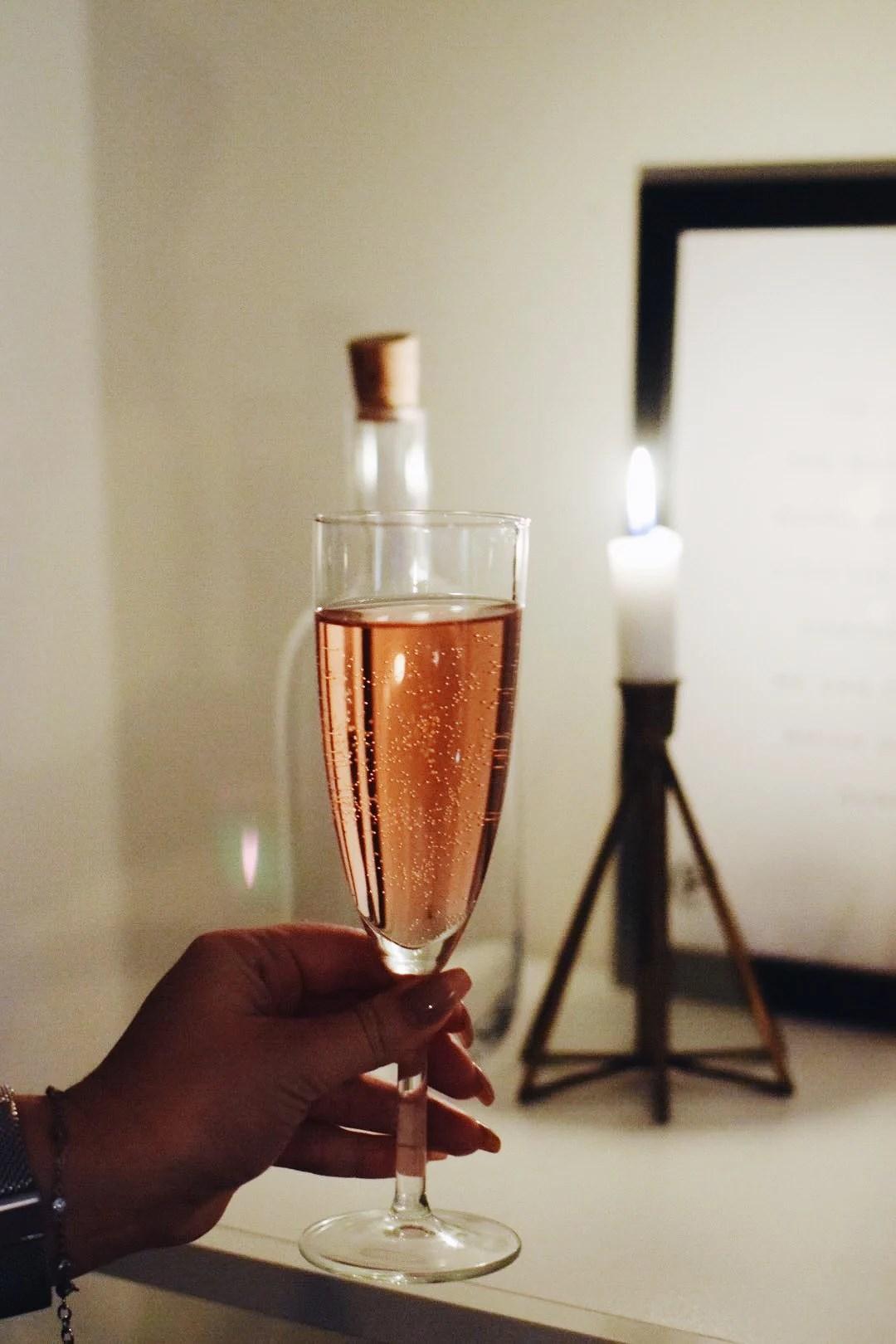Lördags bubbel
