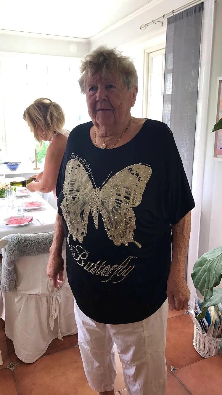 Farmor 80 år