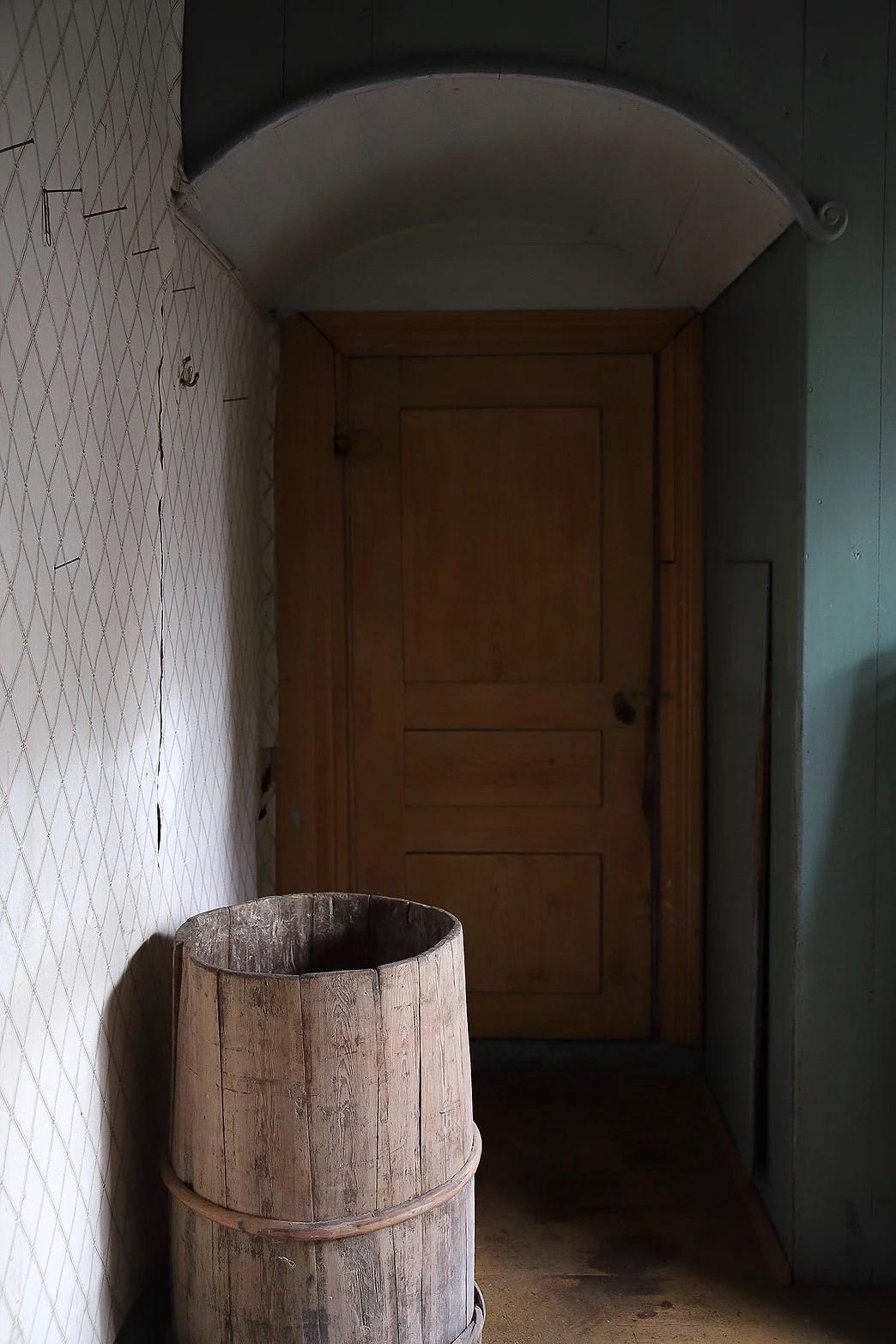 Glimtar av insidan...