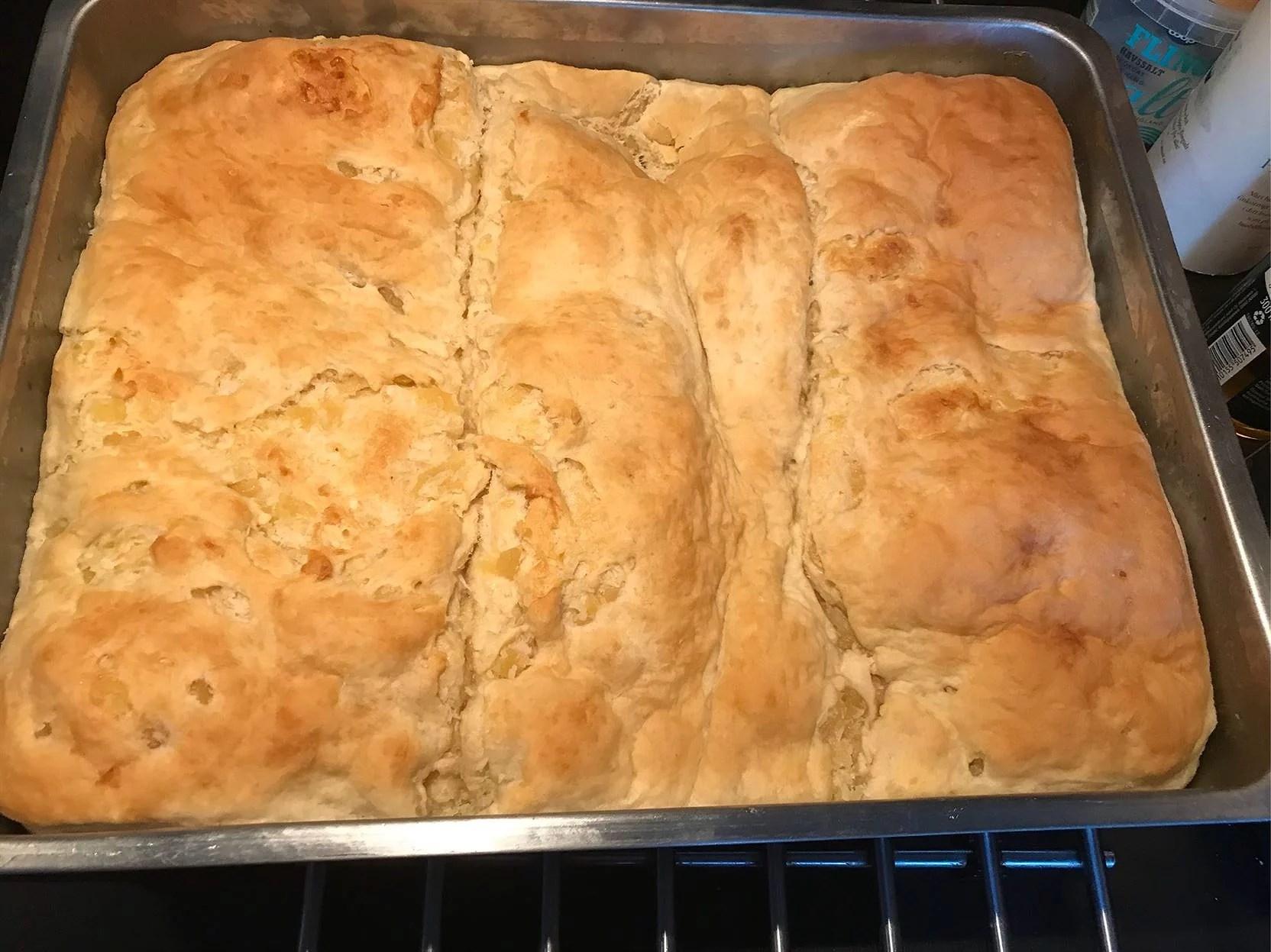 Ohana welcome bread - Disney recept