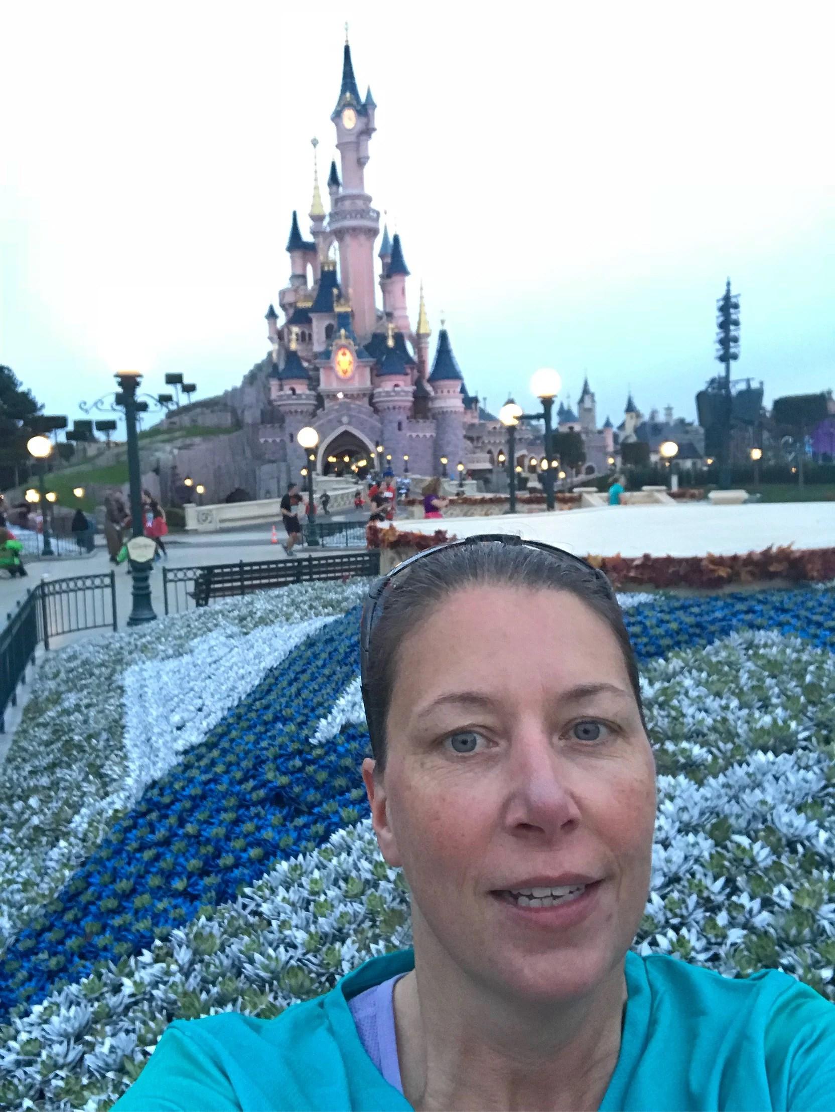 Jag sprang 10km med RunDisney på Disneyland Paris