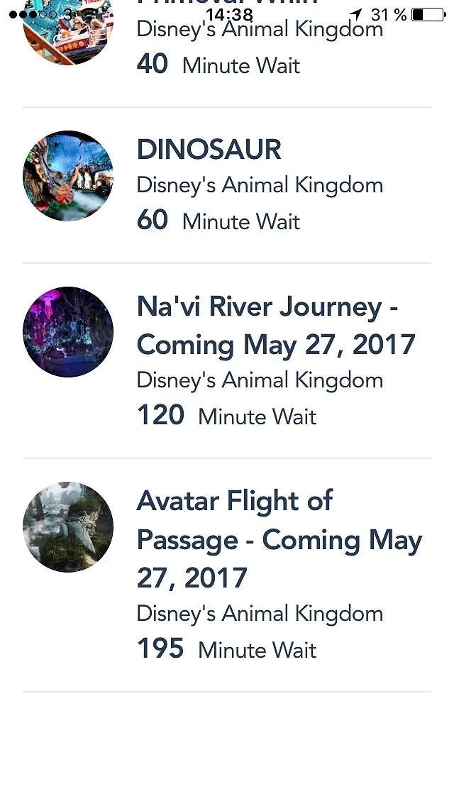 Idag öppnar Pandora-World of Avatar på AK