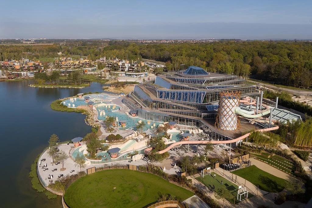 """Les Village Natures Paris - Nyaste tillskottet till Disneys """"hotell"""" (EuroDisney)"""