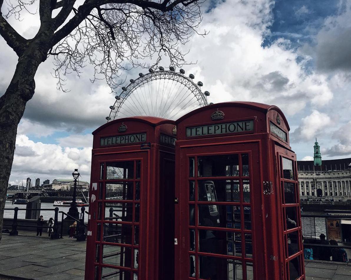 Lidt stemningsbilleder fra London