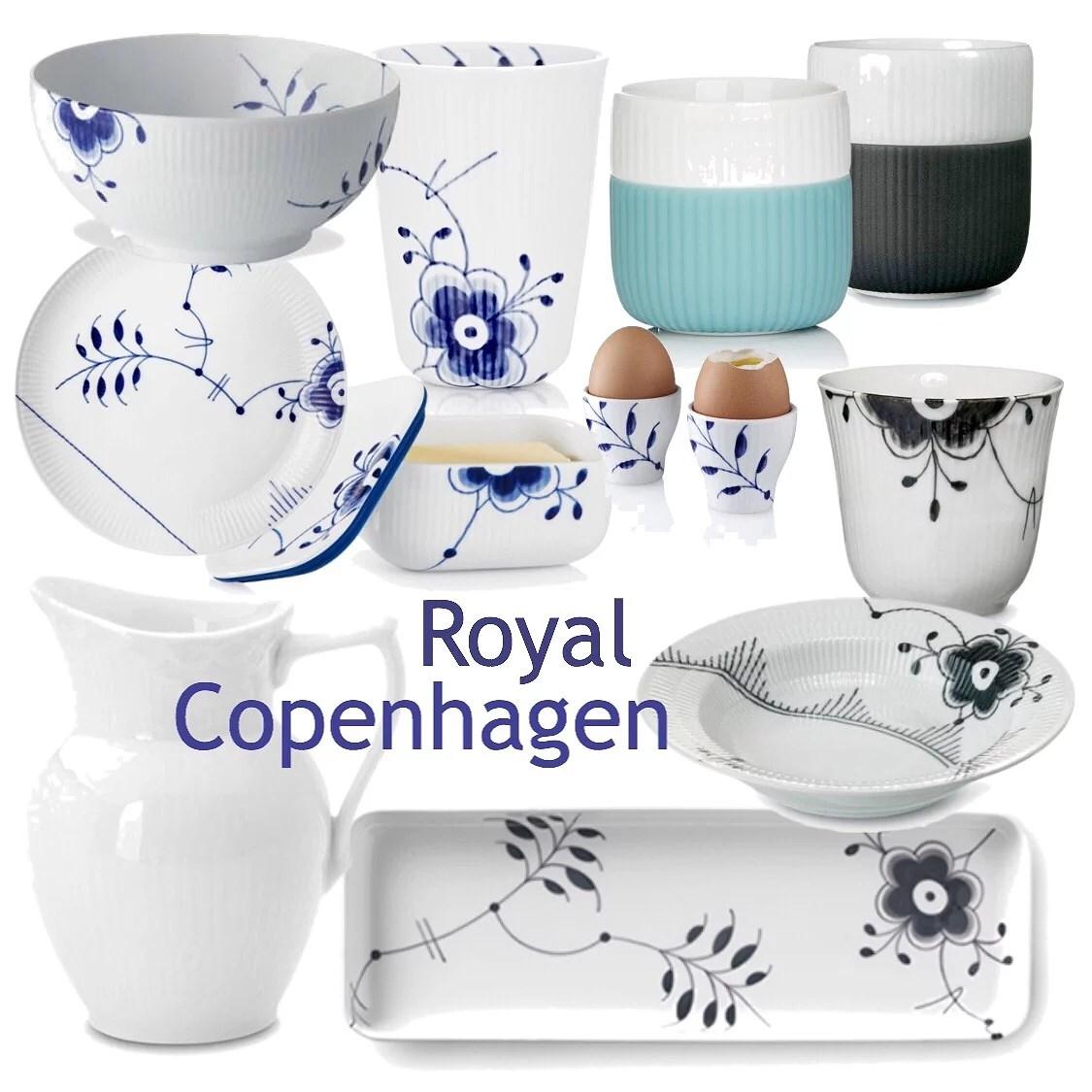 20% på Royal Copenhagen og mange flere luksus brands