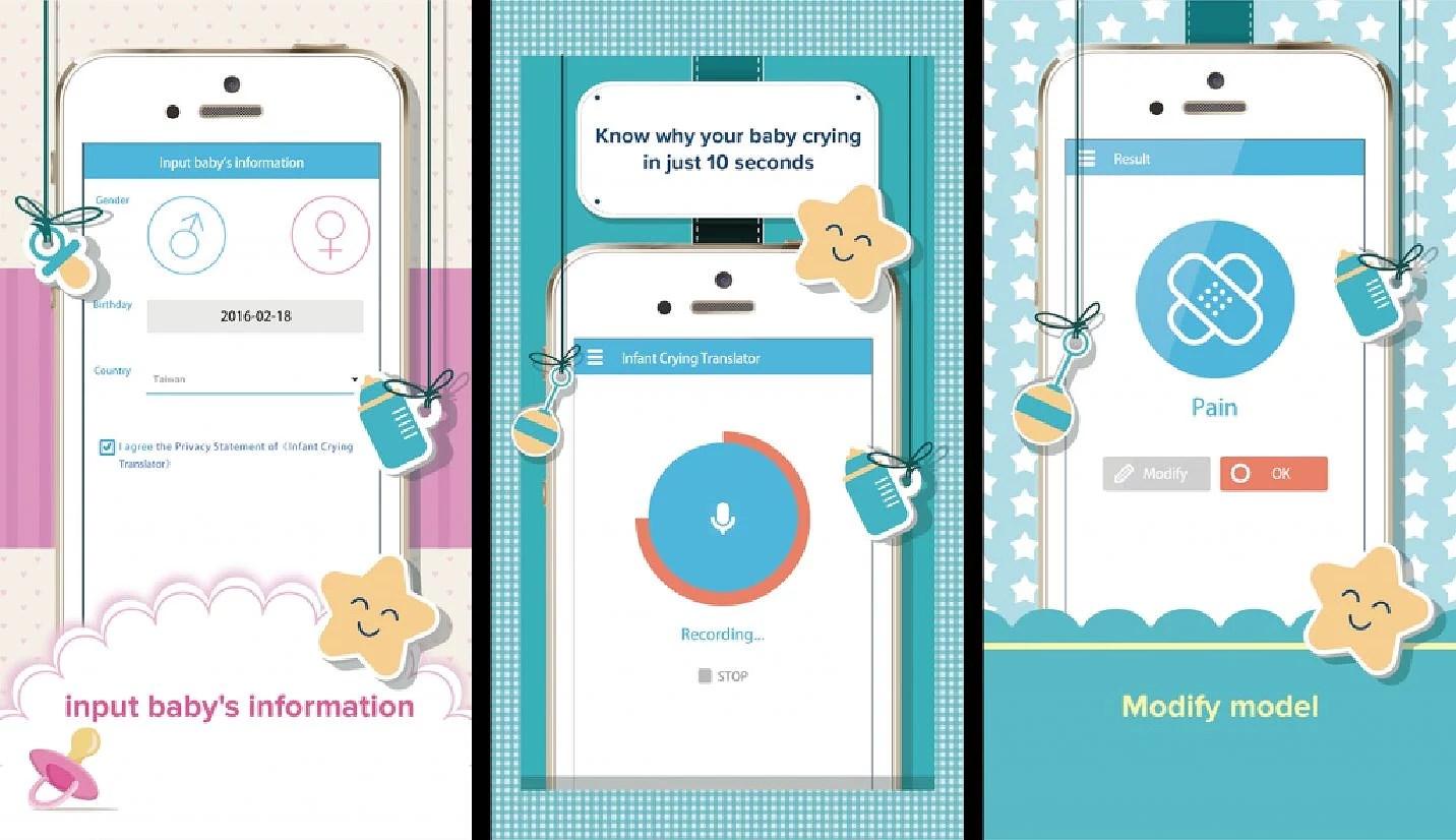 Den perfekta appen för alla föräldrar