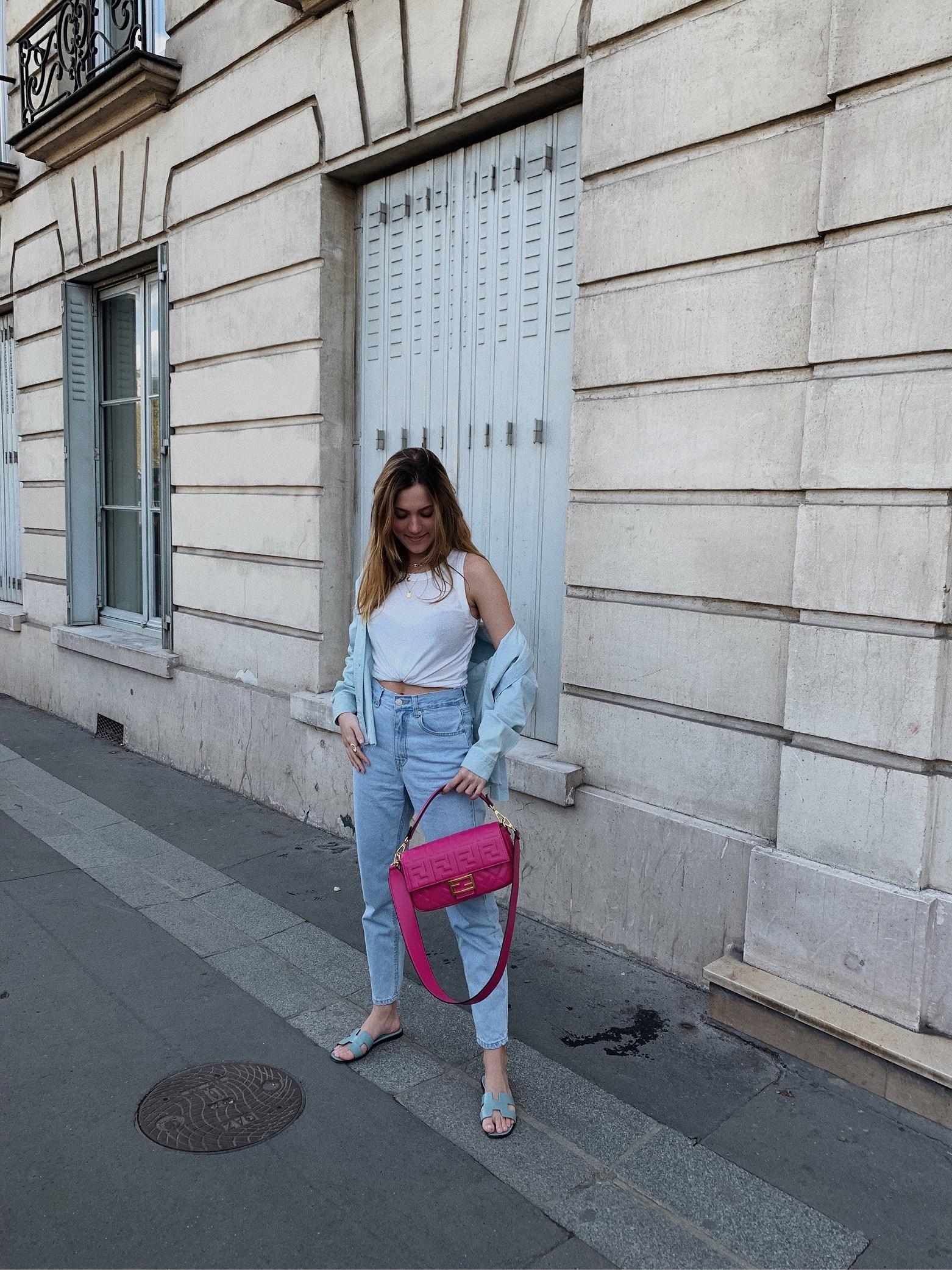 ALL DENIM IN PARIS