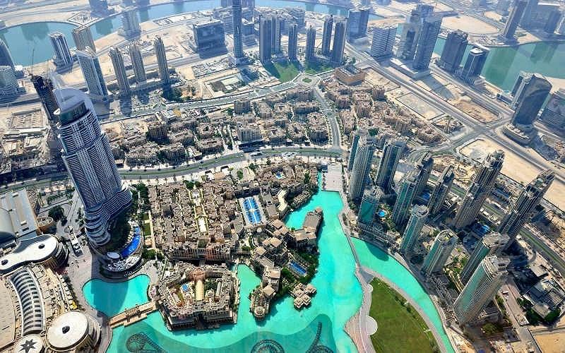 Dubai I'm coming for you