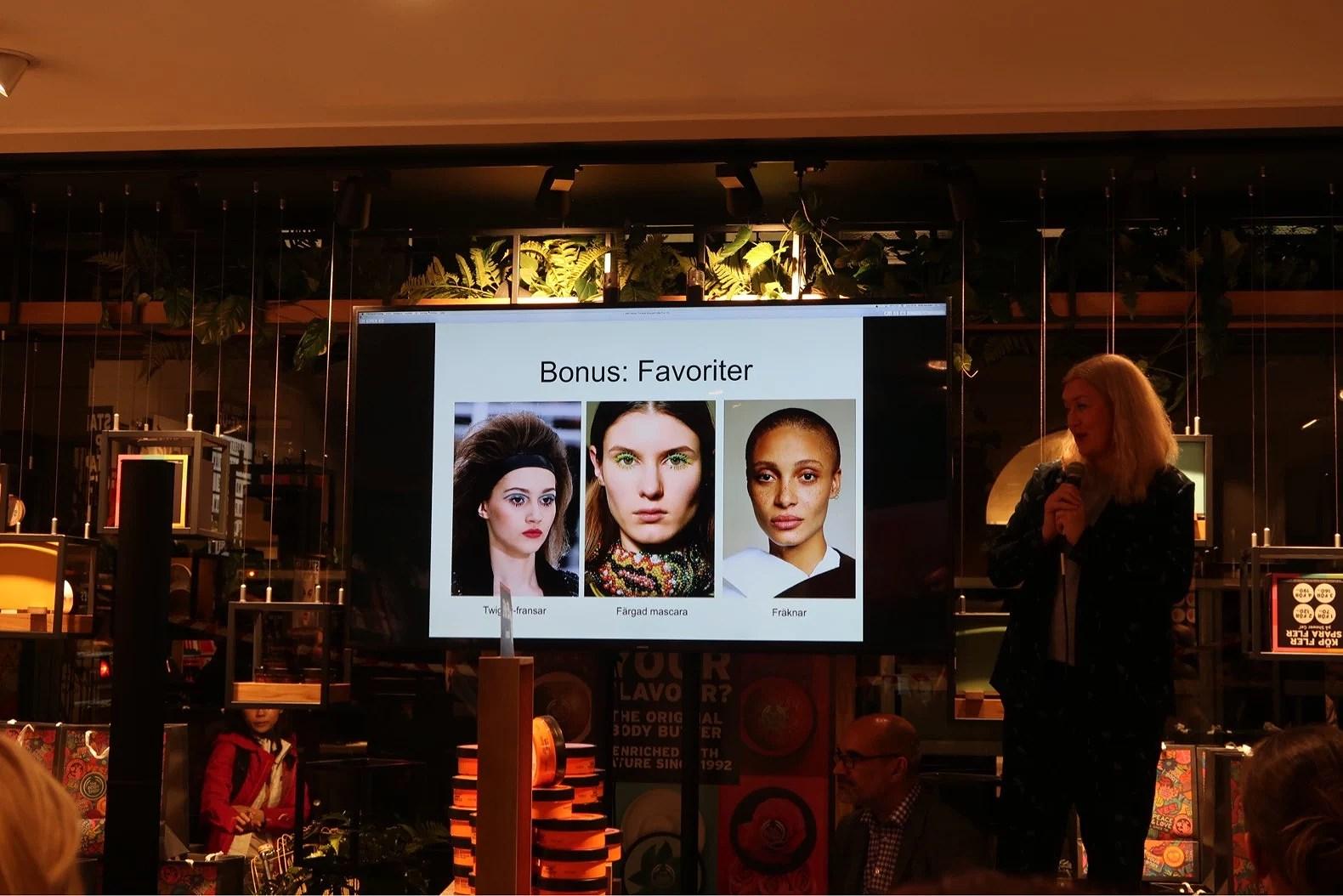 Event med The Body Shop & Daisy Beauty Magazine!