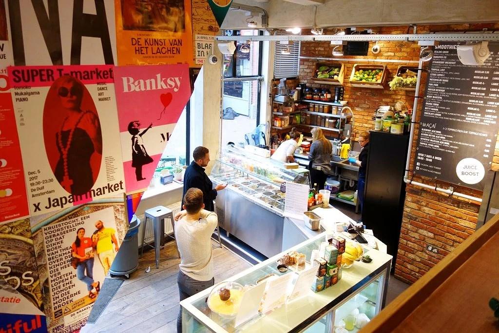 Tips på restauranger i Amsterdam