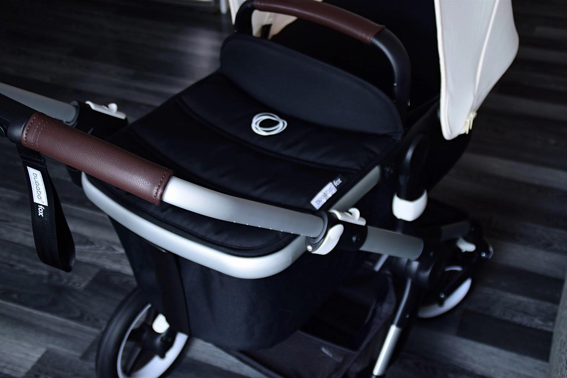 Vi har fått barnvagnen!