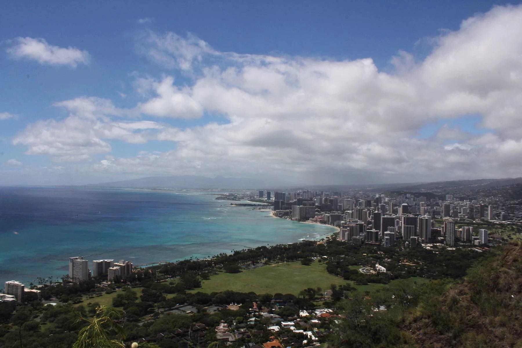 Sista dagarna på Hawaii