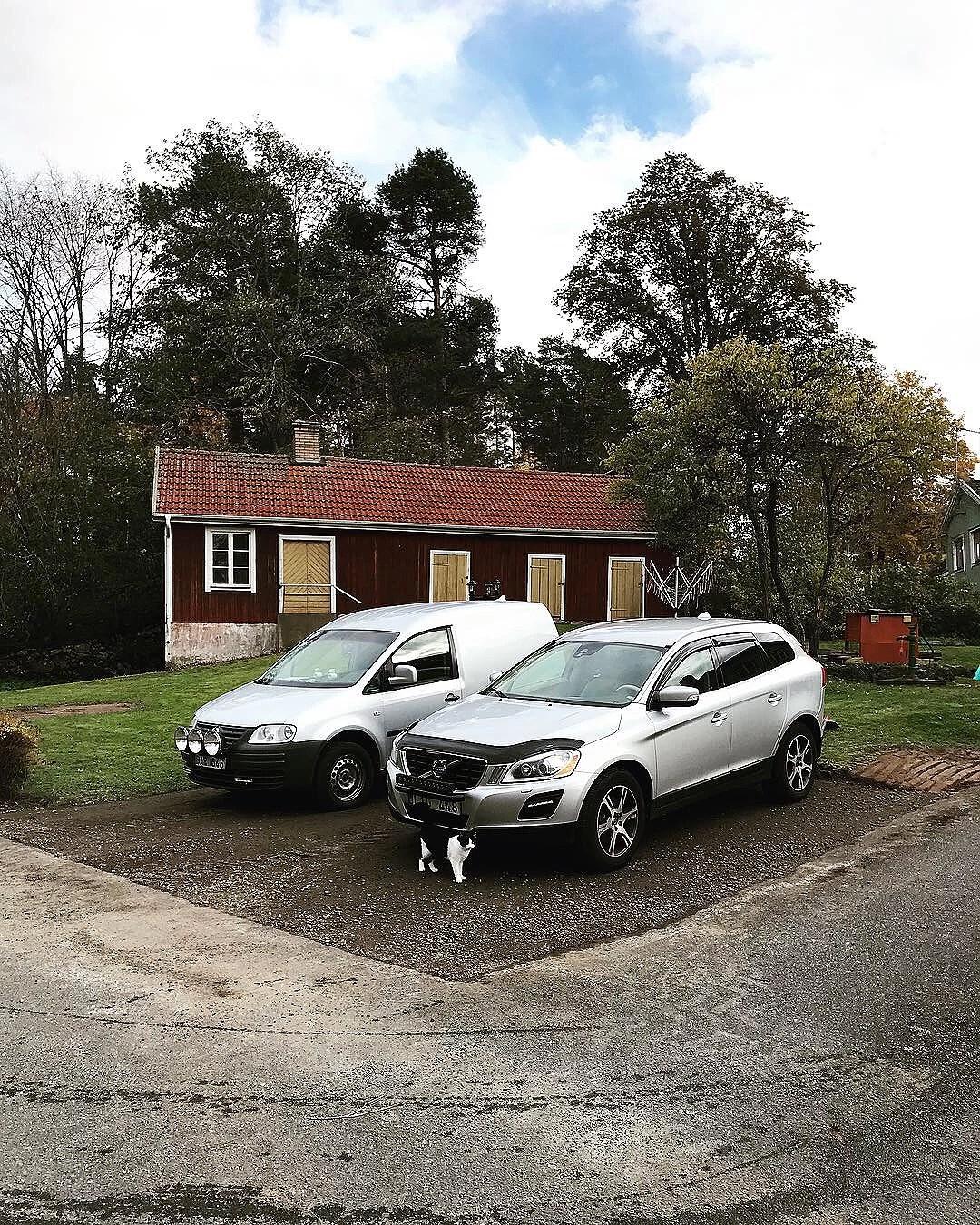 Äntligen en parkering